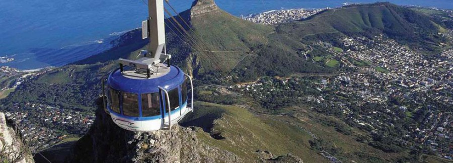 Cape Town Tour Table mountain 640x230
